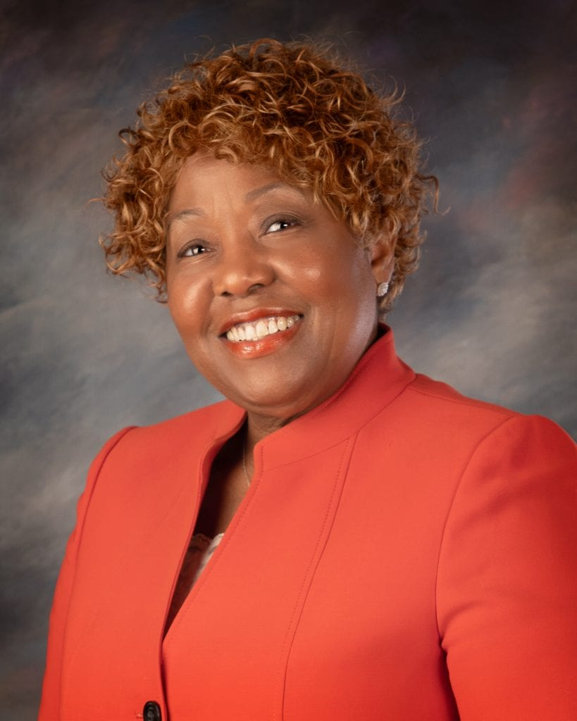 Ms. Ernestine Acklin